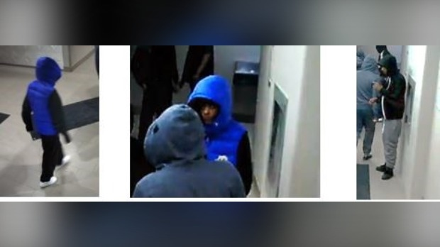 Suspects wanted in a Waterloo shooting