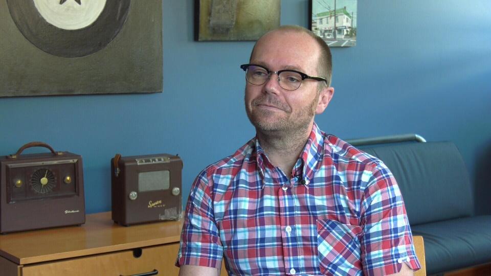 Amazon customer and CTV Vancouver Island news director Stuart Adamson. (CTV Vancouver Island)