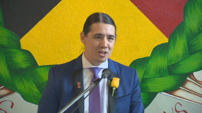 Winnipeg Centre MP Robert-Falcon Ouellette