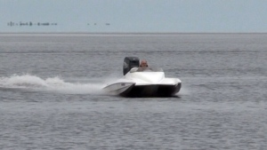 Power boat racing to make waves in North Bay