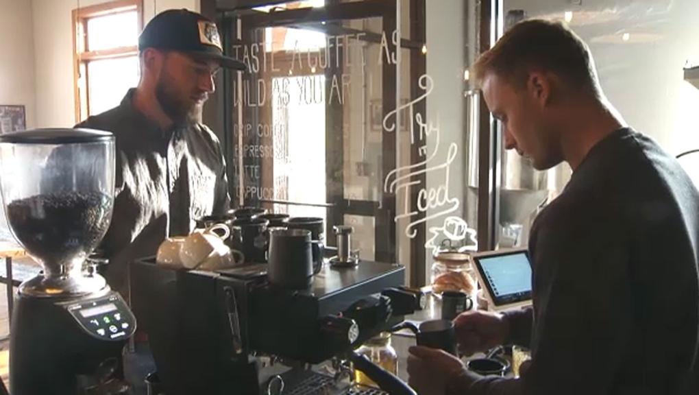 calgary wildland firefighters coffee
