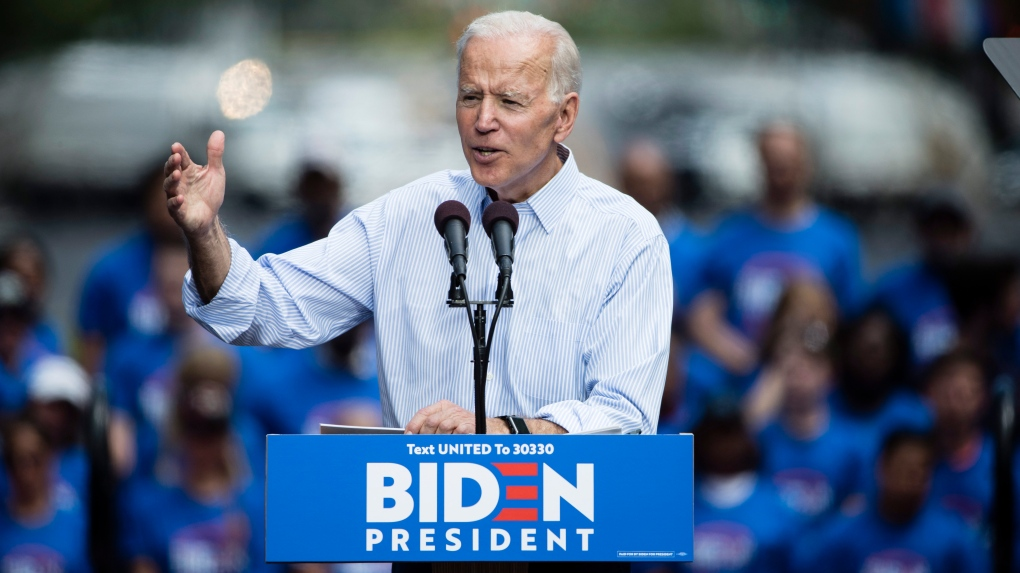 Joe Biden under pressure to address sexual assault charge