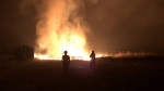 Crews say they are working as hard as they can to protect communities from the 280,000-hectare Chuckegg Fire in northwestern Alberta.