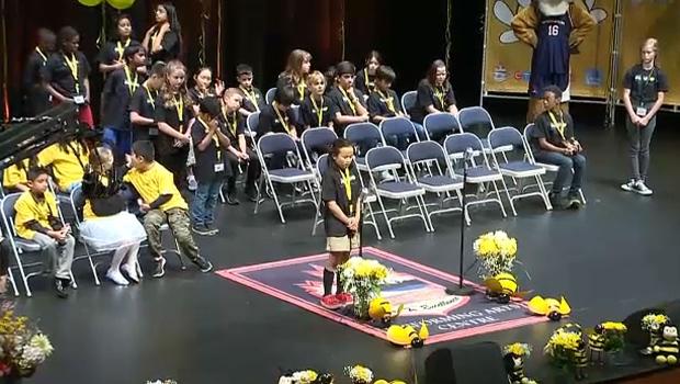 Student spellers face off in Calgary Spelling Bee   CTV News