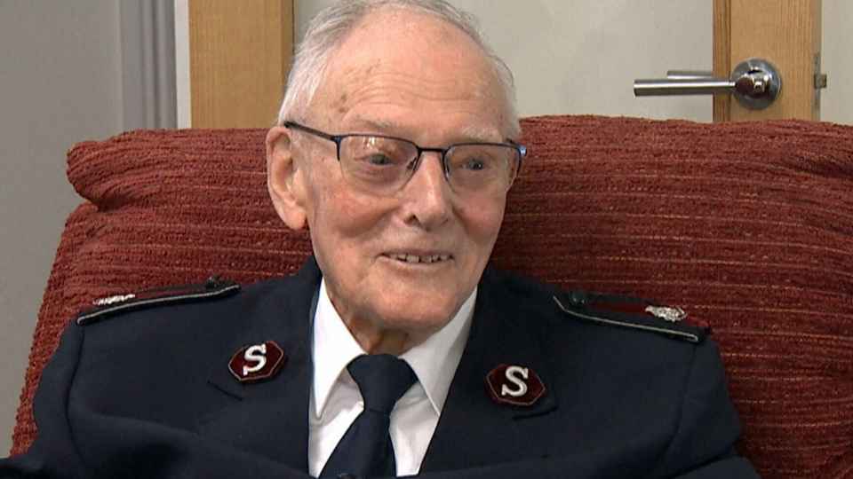 Harry Read, 95, will jump out of the plane to mark 75 years since D-Day.