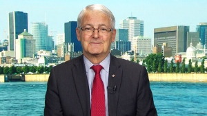 CTV QP: Garneau on CUSMA, tariffs and China