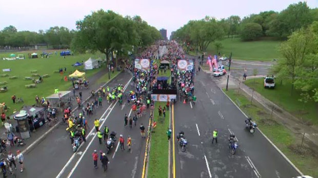 Tour de l'Ile brings cyclists of all ages out for 35th annual event
