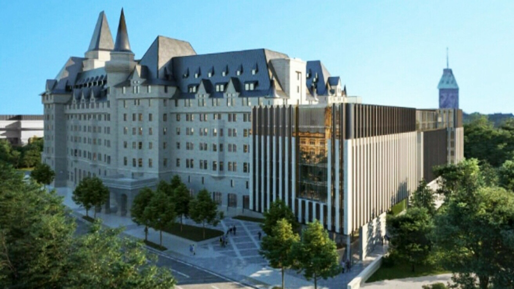 Chateau Laurier debate continues