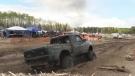 Mudfest in Timmins