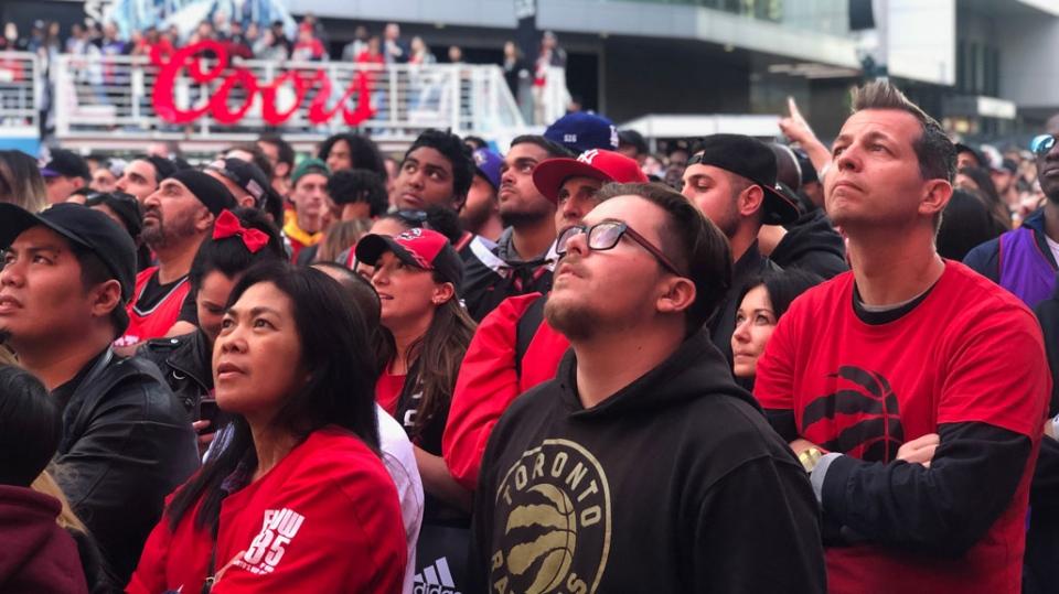 Fans in Jurassic Park
