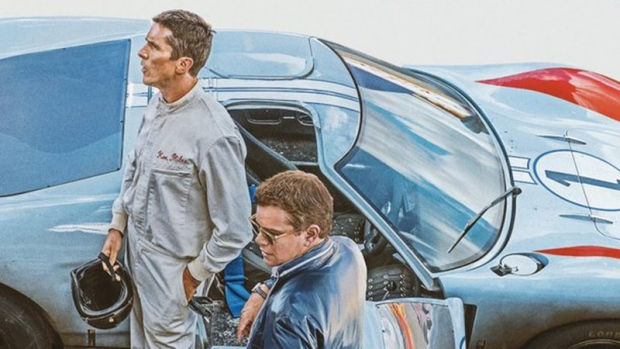 Brings Christian Bale, Matt Damon together for an epic drama