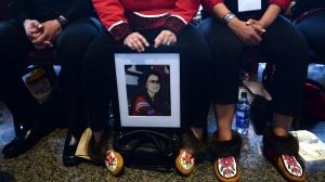 MMIWG closing ceremonies