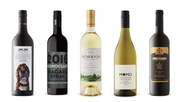 Wines of the week - June 3 2019
