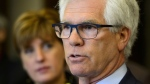 Manitoba MP Jim Carr is no longer in cabinet, but he has a new role helping the government as Justin Trudeau's special representative for the Prairies. (THE CANADIAN PRESS/Sean Kilpatrick)