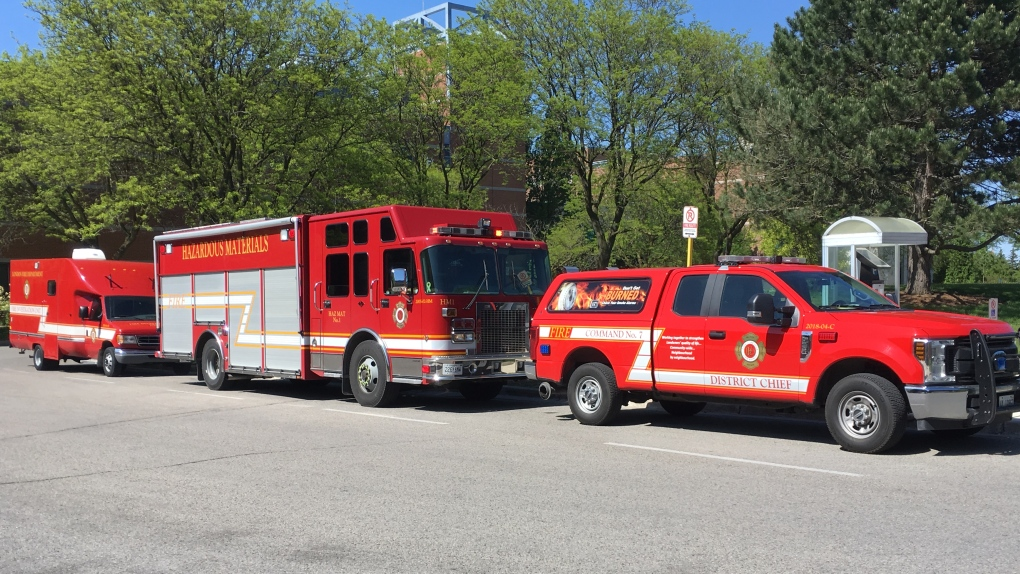 Chemical incident at Fanshawe College leaves one injured