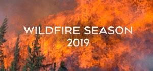 Alberta Wildfire Season 2019