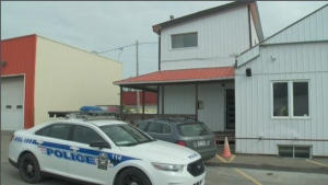 Laval police were among several forces taking part in drug raids on Tuesday June 4, 2019
