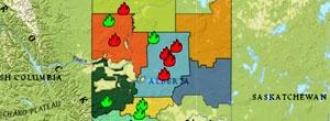 Status Map