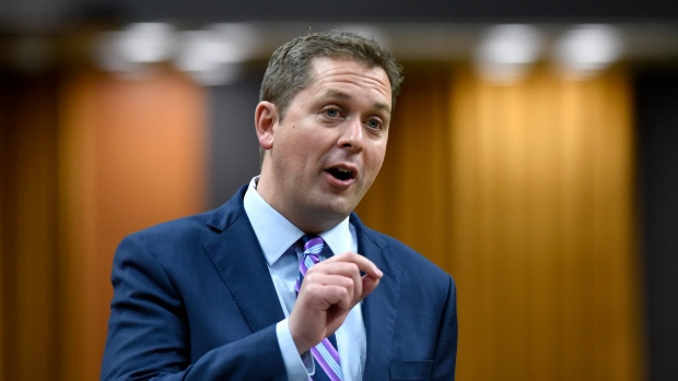 Canadian Conservative leader promises to promote internal trade