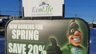 Ecolife Sudbury Home improvements