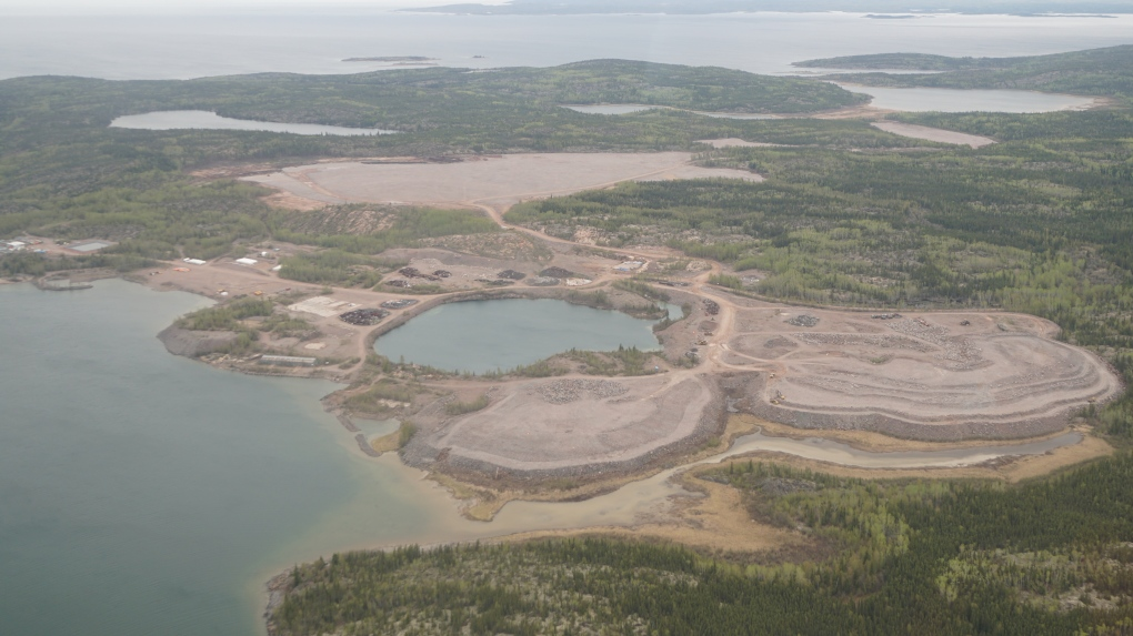 Millions at stake in Sask-Ottawa legal fight over uranium mine cleanup