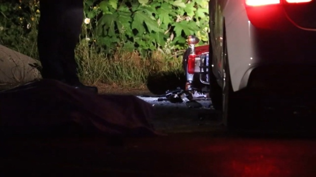 1 dead after motorcycle crash near Mission | CTV News