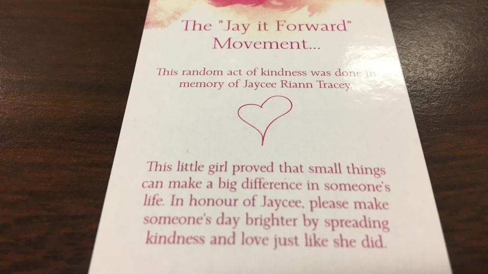 Jay It Forward
