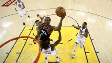 Raptors win Game 3 of NBA Finals