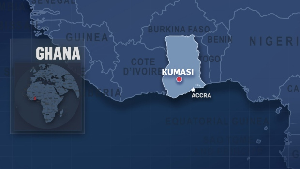 Two Canadian women kidnapped in Kumasi, Ghana, say authorities