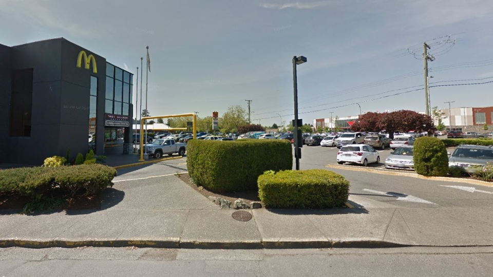 McDonald's on Hillside Avenue is shown in this undated Google Maps image.