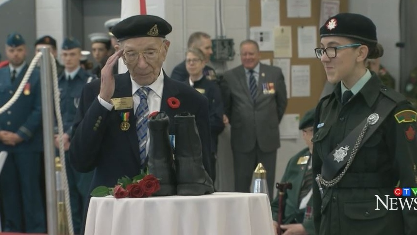 Canadians urged to heed lessons of war in ceremonies marking