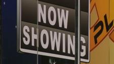 calgary high river drive-in movie theatre