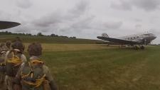 D-Day jump