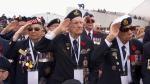 Veterans return to Juno Beach for 75th anniversary