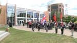 Lethbridge remembers D-Day sacrifices