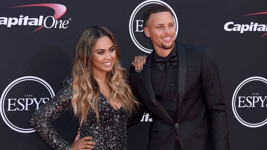 Arrest Made After Vulgar Comment Directed At Ayesha Curry Wife Of Nba Star Ctv News
