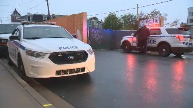 Halifax stabbing