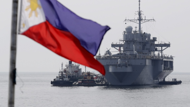 Russia, US trade charges after near naval collision