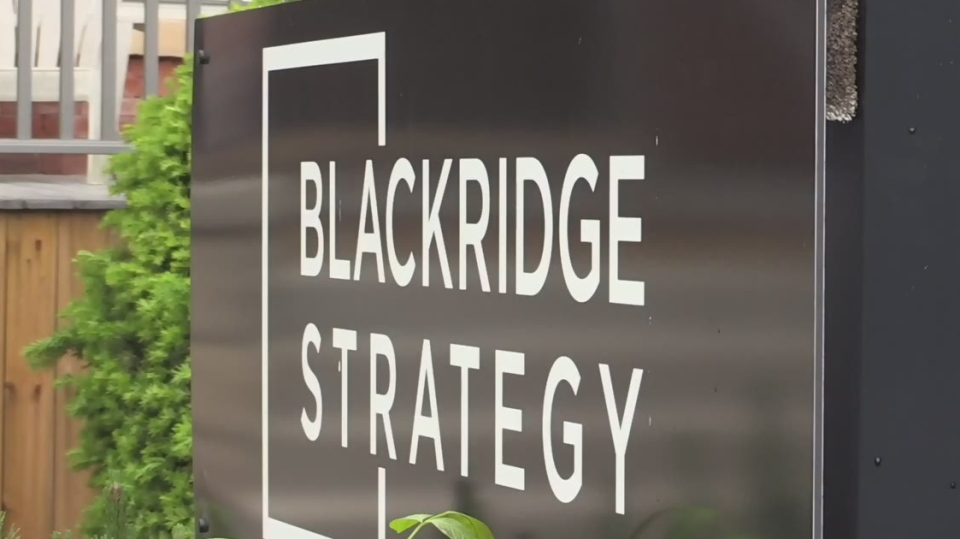 Blackridge Strategy work under the microscope