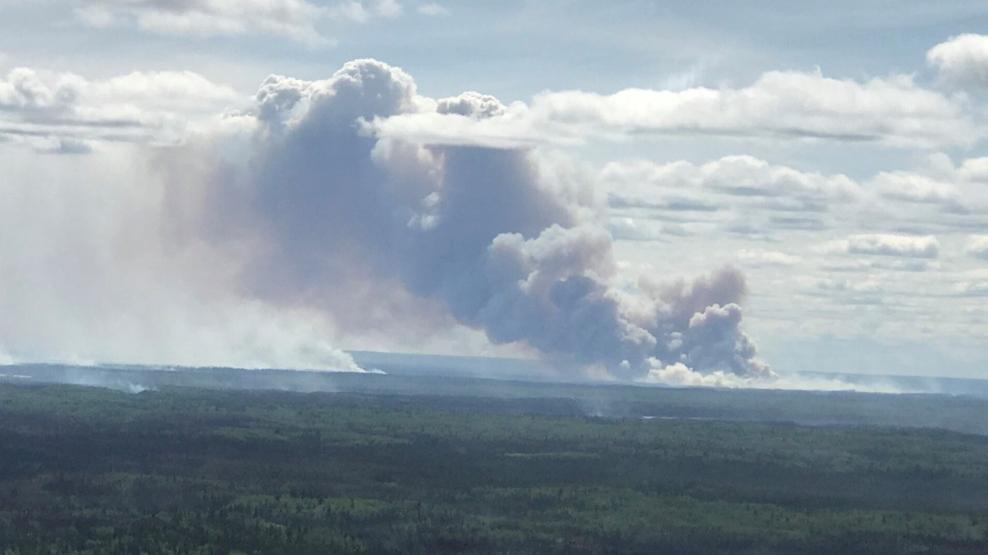 Slave Lake Fire June 7, 2019