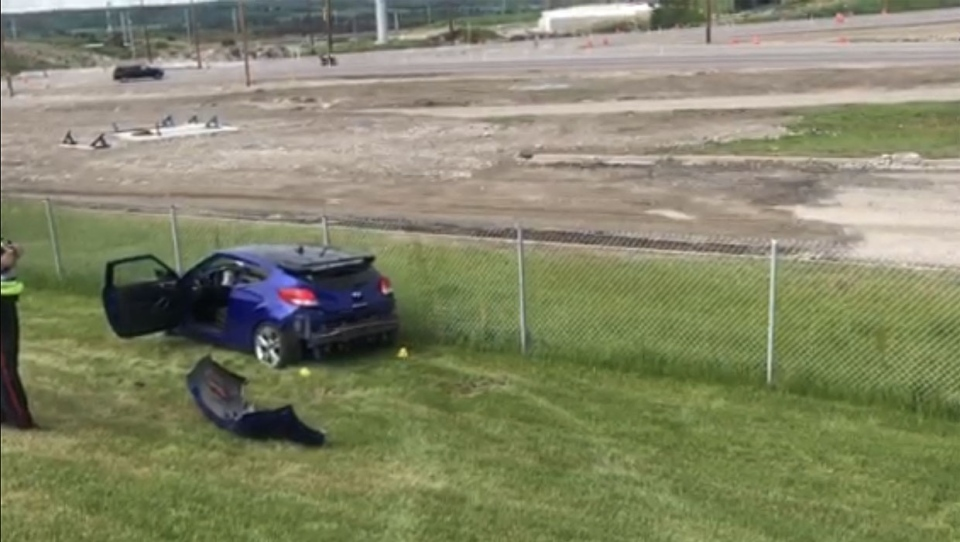 Police are investigating after one person was found dead inside a vehicle in southwest Calgary.