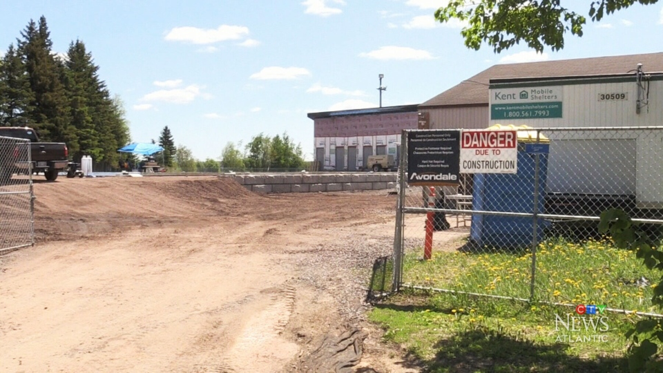 Moncton city council approved the $2.3 million funding for the pool last summer, but the project is nearly five years in the making after two pools were removed from the area back in 2013.
