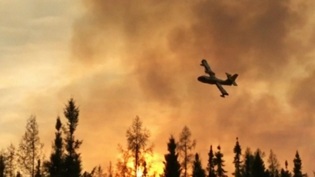 Fire in Gogama prompts voluntary evacuation Sat.