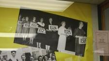 Langley Secondary history