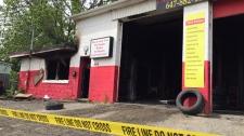 cambridge auto repair shop dundas fire