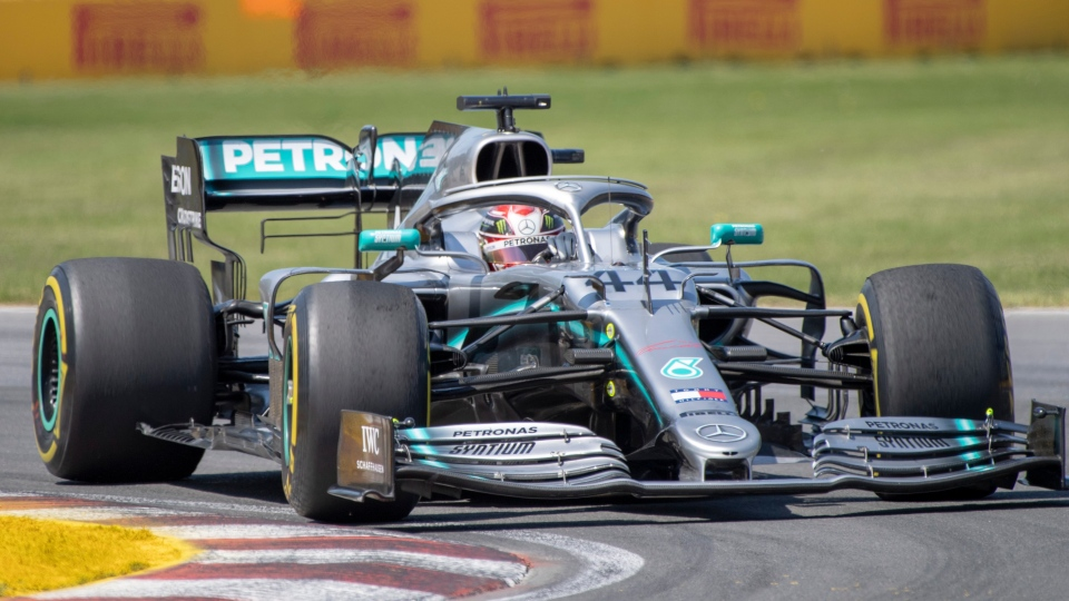 Hamilton claims contentious Canadian Grand Prix after Vettel penalty