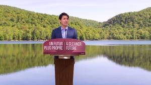 Trudeau announces plastic ban