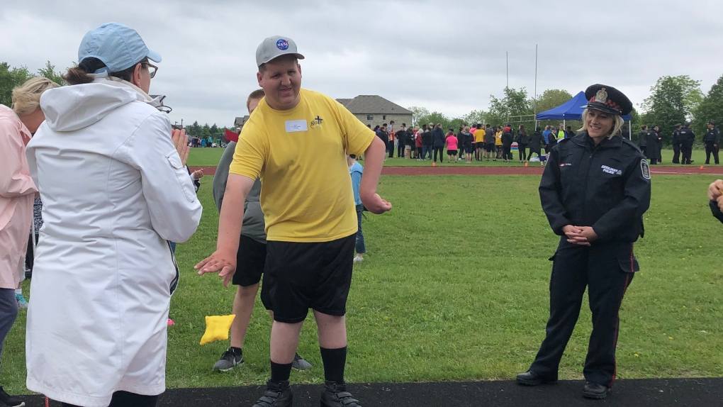 School boards team up for Special Olympics track meet | CTV