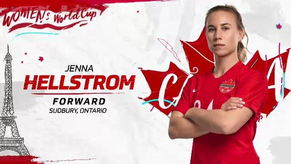 Women's World Cup Soccer: Canada vs. Netherlands today