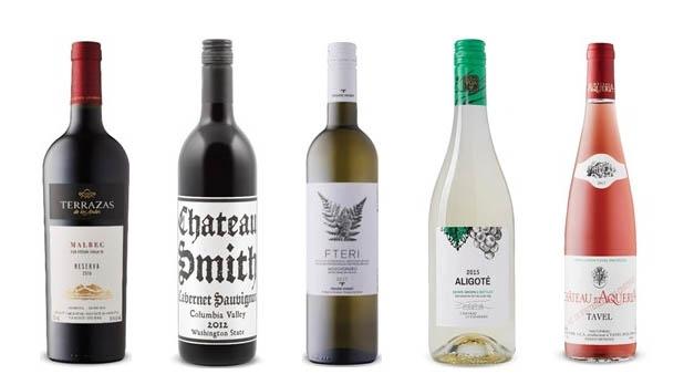 Wines of the week - June 10, 2019